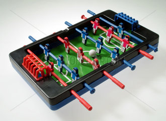 kleines Fussballspiel