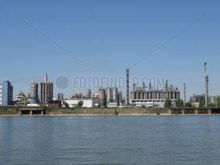 Industriegebiet Koeln-Godrof