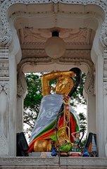 Statue einer buddhistischen Ergoettin