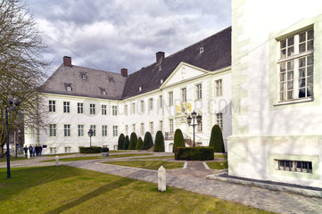 Museum Abtei Liesborn  ehemalige Abtsresidenz der Abtei Liesborn