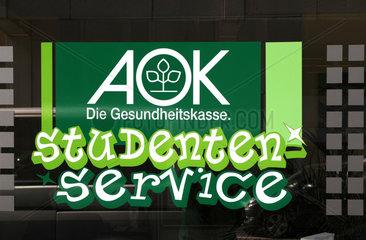 AOK Studenten Service