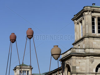 Roemische Therme in Baden-Baden