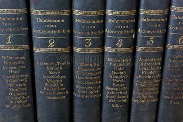 Homoeopathie - Hahnemanns reine Arzneimittellehre