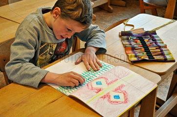 Waldorfschule  Kunsterziehung