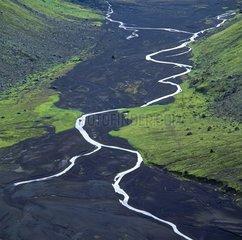 Eldgja auf Island