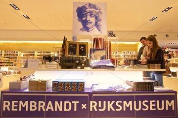 NETHERLANDS-AMSTERDAM-REMBRANDT-ART