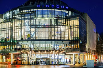 Mediapark Koeln - Cinedom Multiplexkino