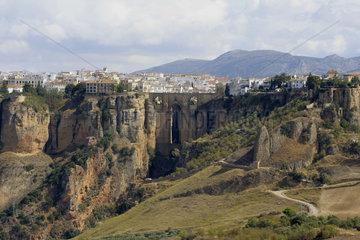 Ronda und der Puente Nuevo
