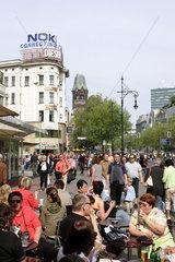 Berlin  Kurfuerstendamm