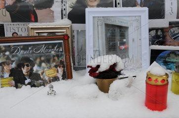 Michael Jackson Memorial Muenchen