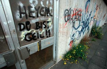 Vandalismus an Schulen