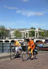 Amsterdam  Amstel  Magere Brug