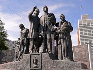 Detroit  Pilger-Einwanderer-Denkmal