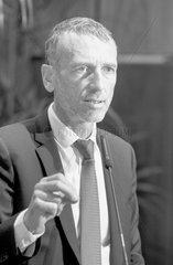 Emmanuel FABER  Cairman and CEO of Danone.