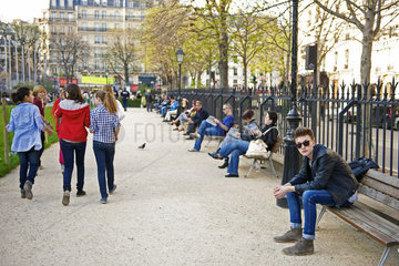Auslandpraktikum: Schulpraktikum in Paris
