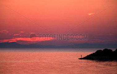 Griechenland  Insel Korfu