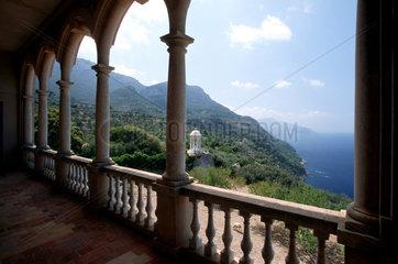 Spanien  Mallorca  Herrenhaus Son Marroig