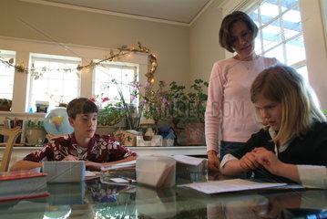 Homeschooling in Lynchburg  Virginia