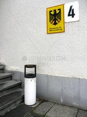 Bundesamt fuer Wehrverwaltung  Ermekeilkaserne Bonn