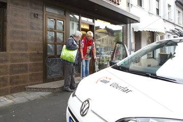 service of the AWO Troisdorf-Oberlar