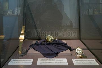 Uhren von Honecker und Pieck