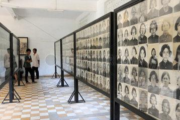 Toulsleng Gedenkstaette Phnom Penh