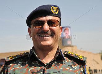 Brigadegeneral Yahya Mohammed Abdullah Saleh  Jemen