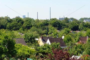 Kleingartenanlagen in Luenen