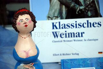 Schaufensterdekoration Klassisches Weimar