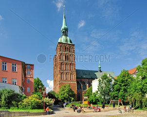 Stralsund: Nikolaikirche