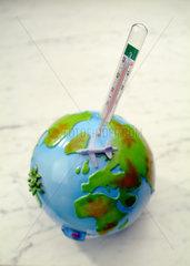 Symbolfoto Klimawandel