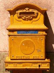 Briefkasten in Asmara