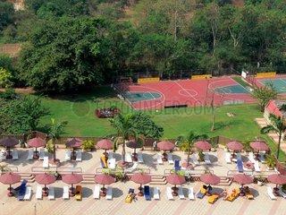 Freizeitanlage in der nigerianischen Hauptstadt Abuja