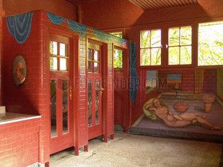 Kulturbahnhof Rolandseck  Herrentoilette