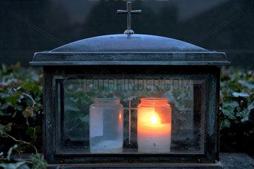 Friedhofsbesuch