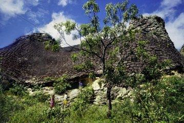 National Park Sete Cidades  Piauí  Brazil