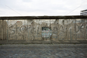 Germany  Berlin  Berlin Wall at Zimmerstrasse