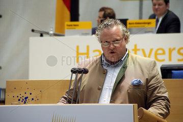 Frank Asbeck auf der Solarworld Hauptversammlung 2009