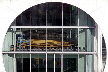 Bundestag  Sitzungssaal im Marie-Elisabeth-Lueders Haus  Berlin