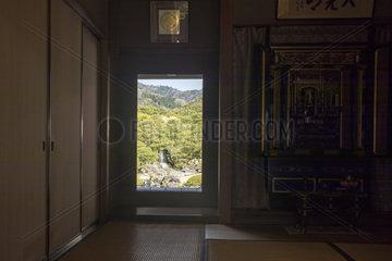 JAPAN-YASUGI-ADACHI MUSEUM OF ART