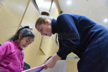 CHINA-HARBIN-RUSSIA-ART-EXCHANGE (CN)