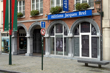 Bruessel: Edition Jacques Brel