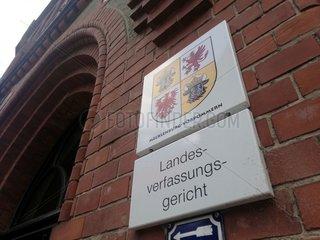 Landesverfassungsgericht Mecklenburg-Vorpommern