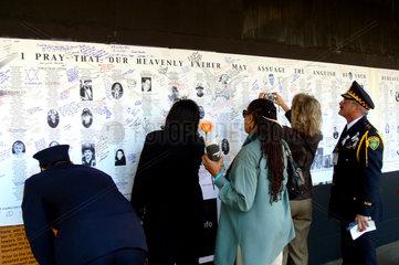 Gedenkfeiern zum 5. Jahrestag der Anschlaege auf das World Trade Center