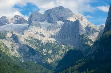 Dachstein Bergmassiv