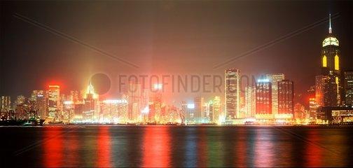 Victoria City  Hongkong  China