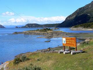 Argentinien  Patagonien: Feuerland Nationalpark