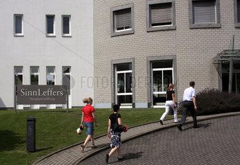 SinnLeffers Hauptverwaltung in Hagen