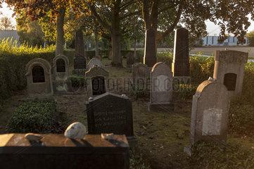 Juedischer Friedhof Wadersloh