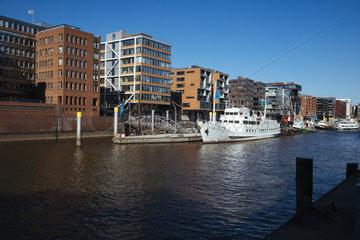 Sandtorhafen in der Hafencity